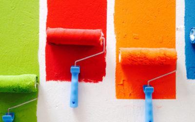 Preparare le stanze per tinteggiare